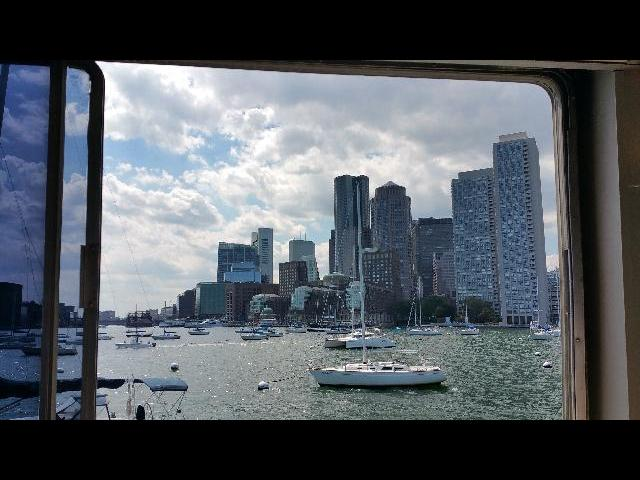 Boat Trip in Boston