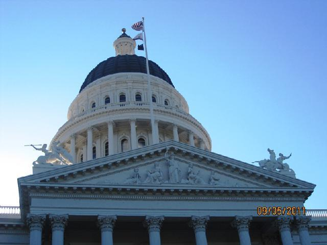 state capital of California