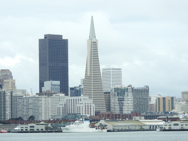 Bay Cruise photo of the San Francisco skyline