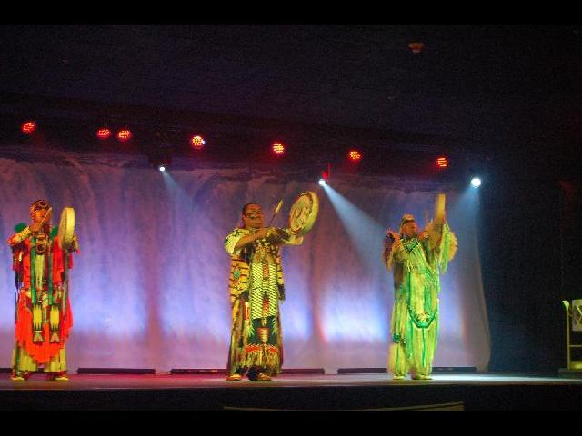 Native Indian Show-2