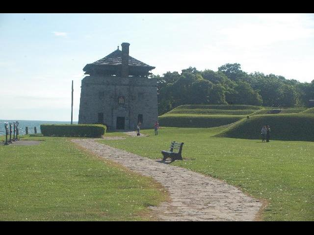 Old Fort Niagara -2