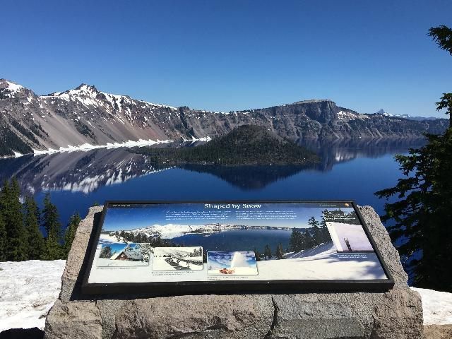 The Magical Crater Lake