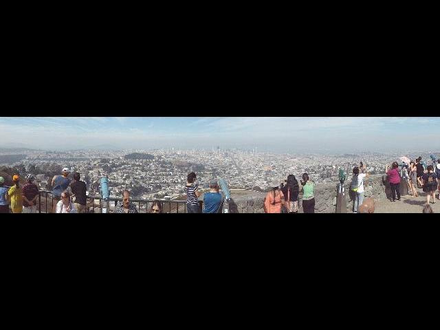 San Francisco Scenic view