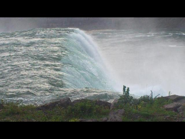 Niagara falls - close shot