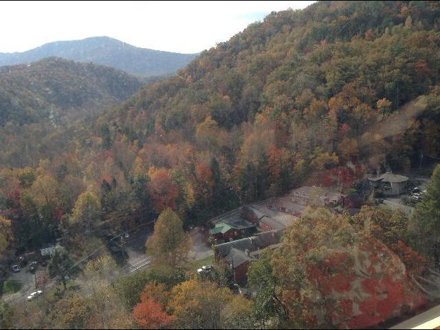 Fall Colors in Smoky Mountains