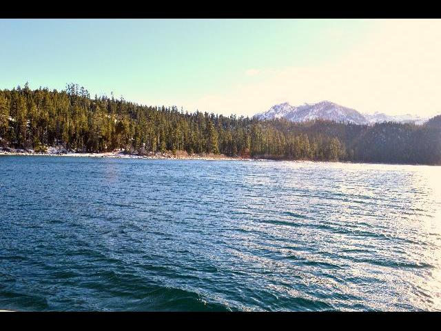 Mesmerizing Lake Tahoe..