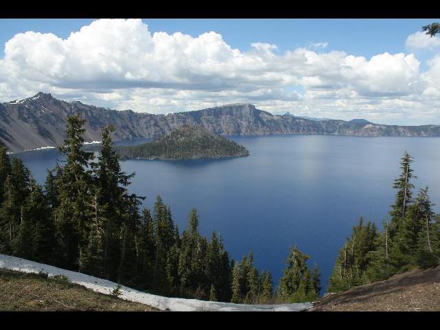 Crate Lake