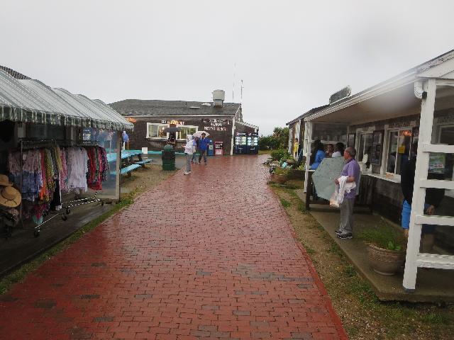Aquinnah town on Martha's Vineyard Island in Massachusetts, USA