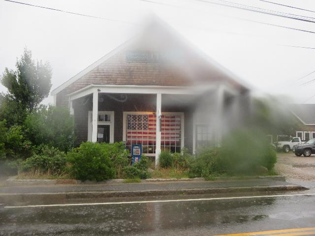 Martha's Vineyard Times weekly newspaper office in Massachusetts USA
