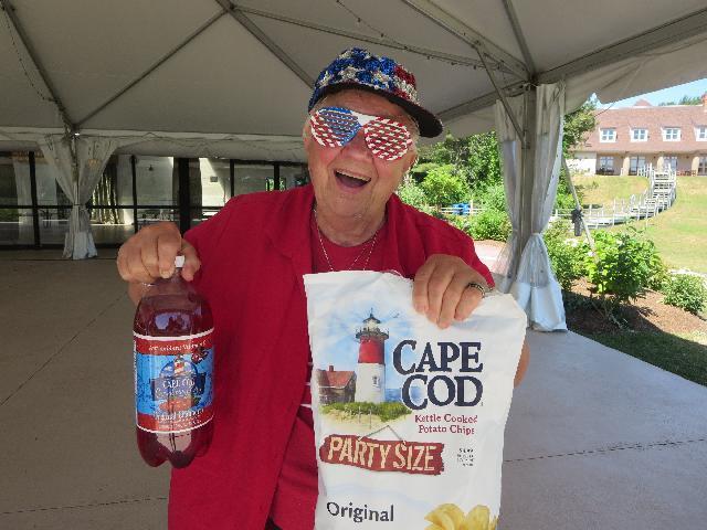 Having fun in Cape Cod Massachusetts, USA