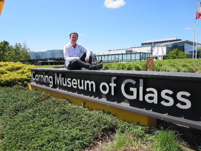 Visiting The Corning Museum of Glass in Corning, New York