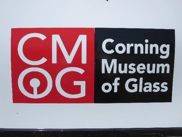 The Corning Museum of Glass in Corning, New York