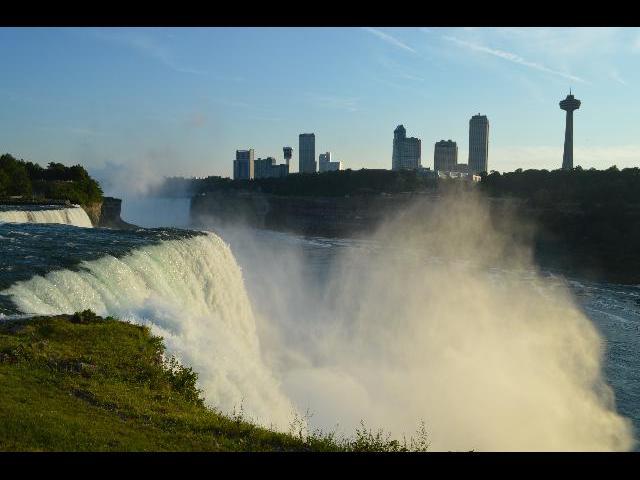 Niagara Falls State Park, New York, USA United States of America