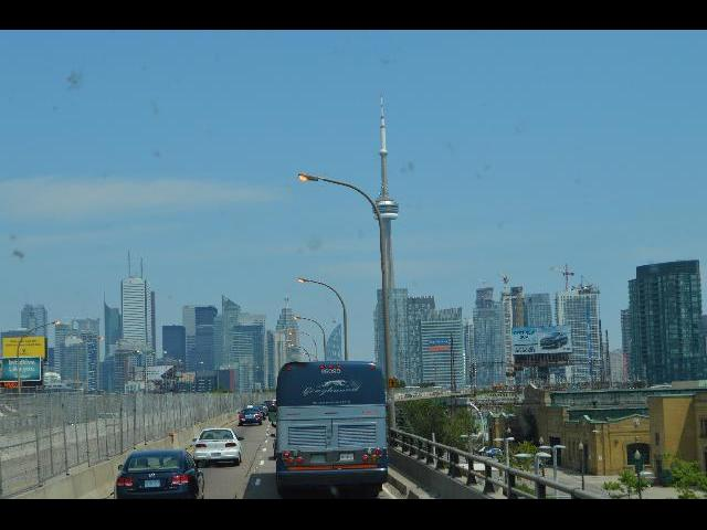 City skyline of Toronto, Ontario, Canada