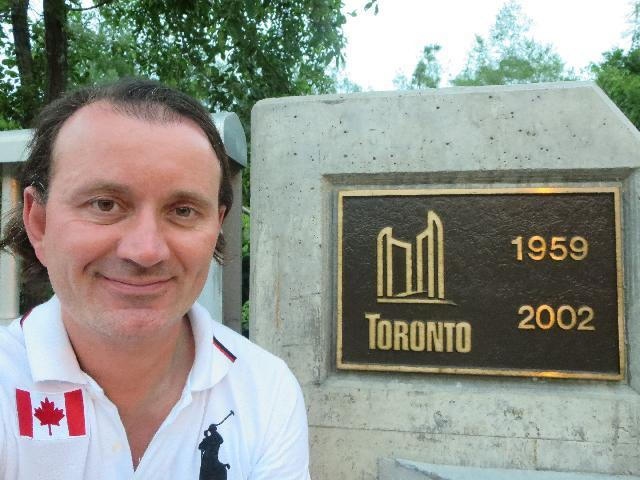 Visiting Toronto, Ontario, Canada
