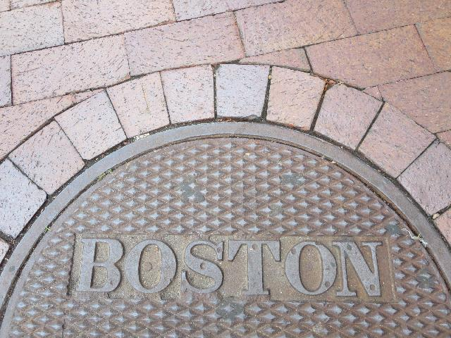 Boston the Capital City of the Commonwealth of Massachusetts USA