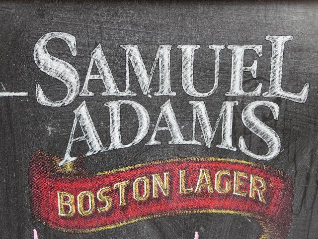 Samuel Adams Boston Lager Massachusetts American beer