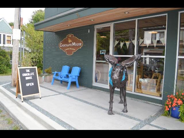 The Chocolate Moose of Bar Harbor, Maine, USA