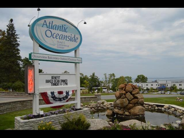 The Atlantic Oceanside Hotel and Conference Center in Bar Harbor, Maine, USA