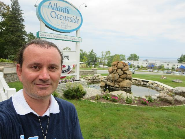 Visiting the Atlantic Oceanside Hotel and Conference Center in Bar Harbor, Maine, USA