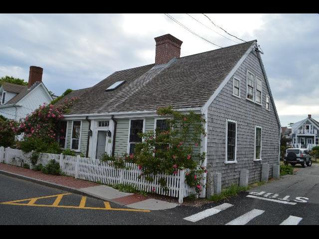 The oldest house in Provincetown, Massachusetts built around 1746 in Provincetown, Cape Cod, Massachusetts, New England, USA