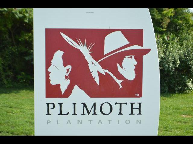 Plimoth Plantation living history museum in Plymouth, Massachusetts, New England, USA