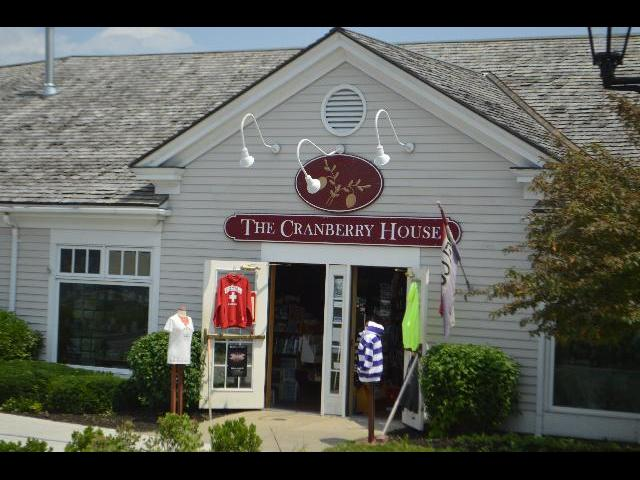 The Cranberry House in Plymouth, Massachusetts, USA