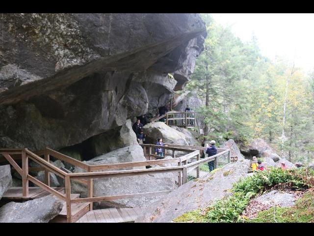 polar cave