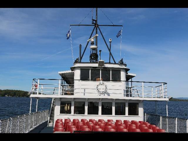 Winnipesauke Cruise
