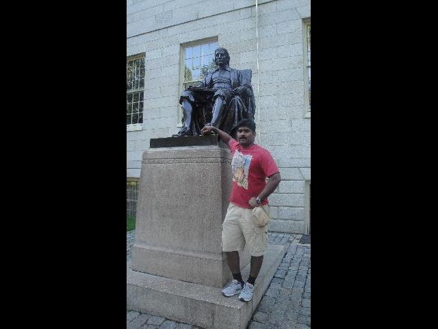 At Harvard