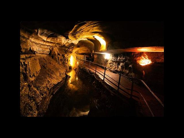 Howes Cavern