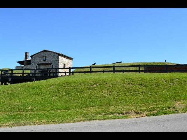 At old fort niagara you will see many such nice structures spread across the park.