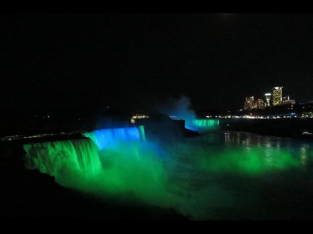 Niagara Illumination