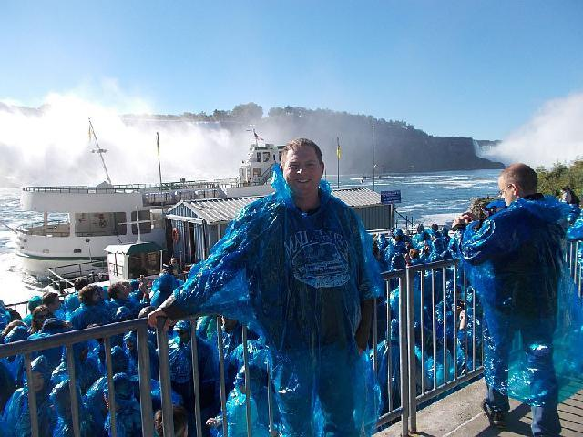 Maid of the mist ride