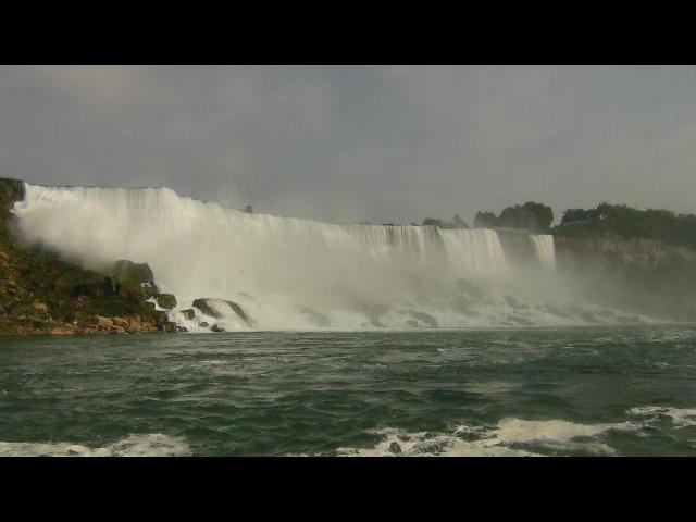Niagara Falls from Maid of Mist 2