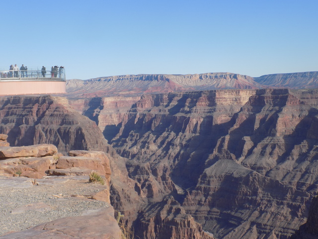 Grand Canyon and Skywalk