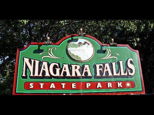niagara falls enter park