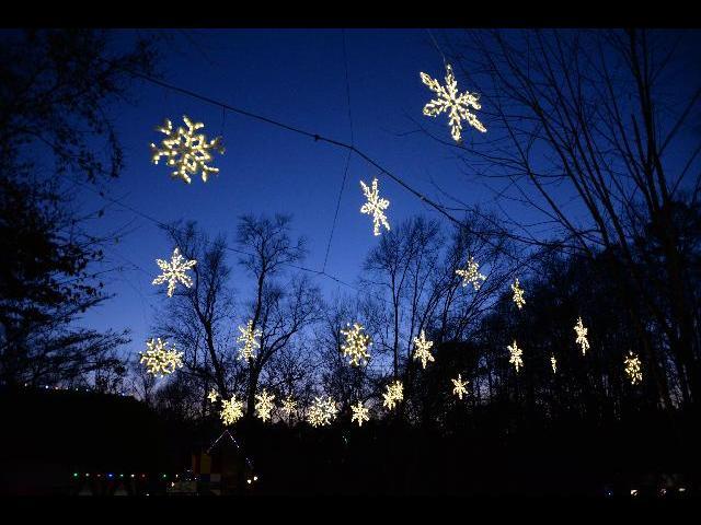 BUSCH GARDEN CHRISTMAS TOWN