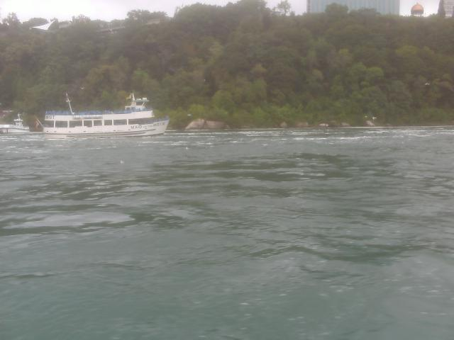 Maid of Mist Boat