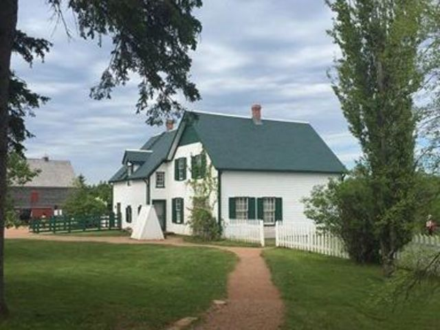 pei- anne of green gables home