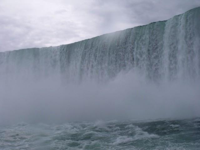 Maid of the mist view