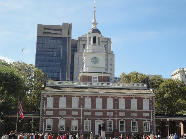 Independence Hall,Philadelphia