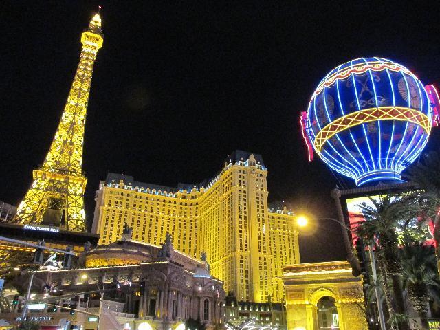 @ Las Vegas boulevard