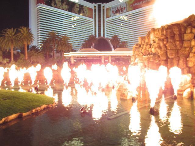 Volcano @ Mirage Casino