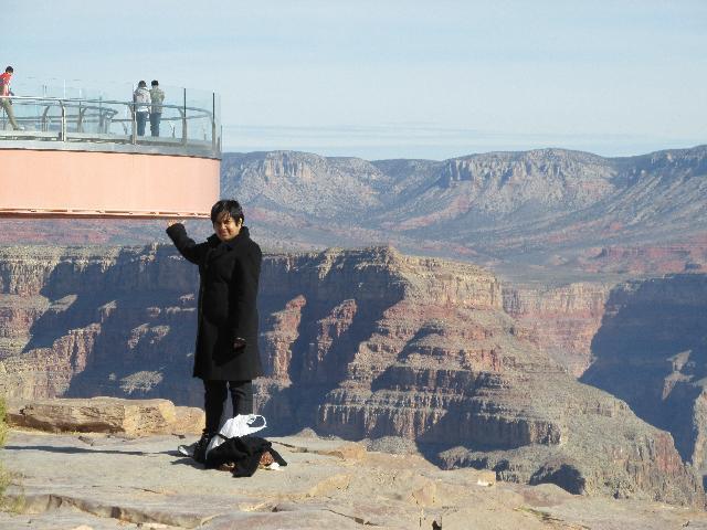 Skywalk @ Grand Canyon West Rim