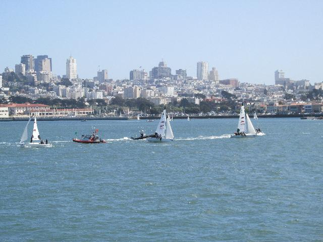 San Francisco Bay cruise ride