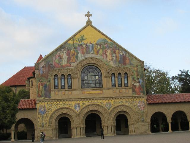 Church at Stanford University