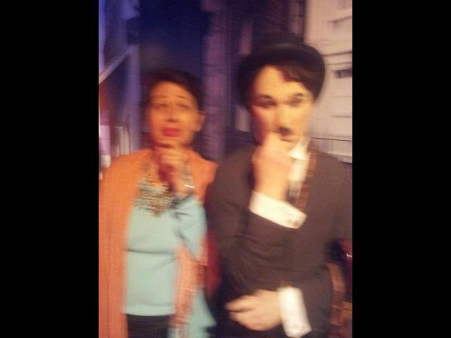 Madame Tussauds/Washington
