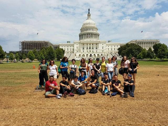 Parliment house/Washington