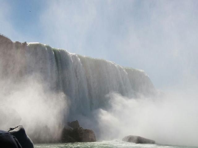 In depth tour with the Maid of the Mist